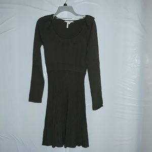 Max and Cleo long sleeve sweater dress